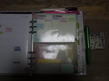 はなずきんの日記帳-ペン差し位置