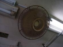 座席上扇風機